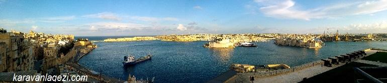 Üç şehir. Malta gezi rehberi