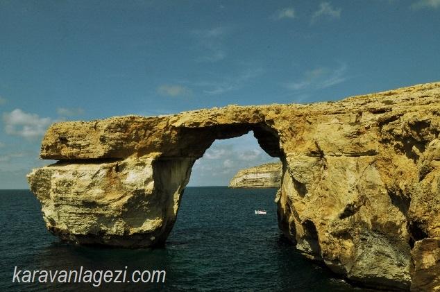 Azure Penceresi, Azure Window, Malta gezi rehberi