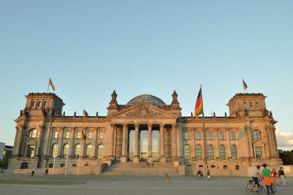 Reichstag, Bundestag, Federal Meclis