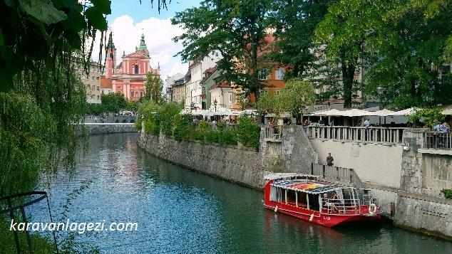 Ljubljana Nehri