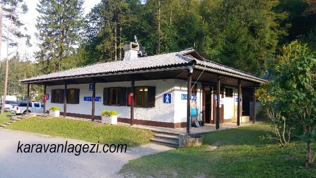 Camping Bled hizmet merkezi