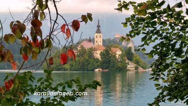 St.Martin Kilisesi, Bled