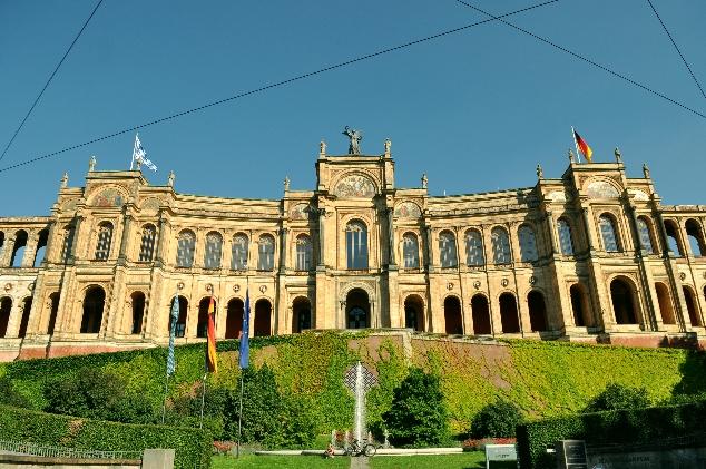 Bayerischer_Landtag - Bavyera Parlamentosu