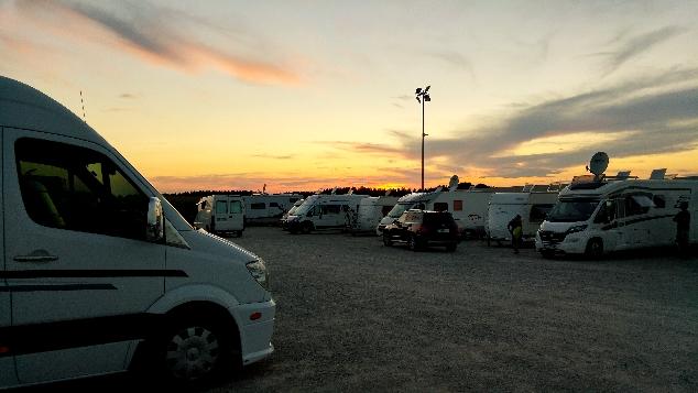 Der Freistaat gün batımı