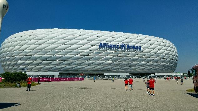 Münih Arena