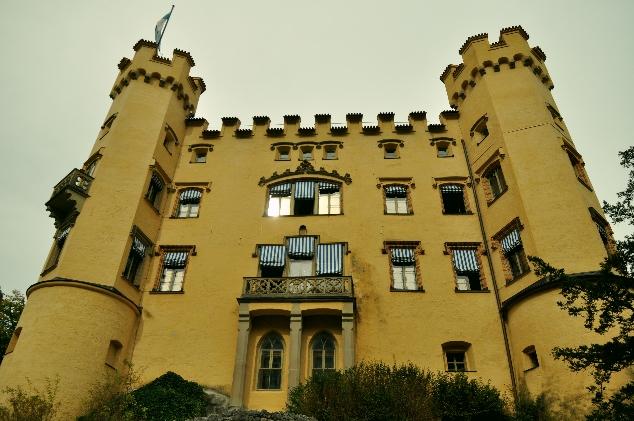 Hohenschwangau Şatosu