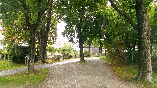 Karavanpark yolu