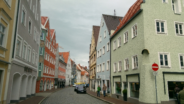 Landsberg Sokaklar