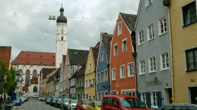 Landsberg am Lech .