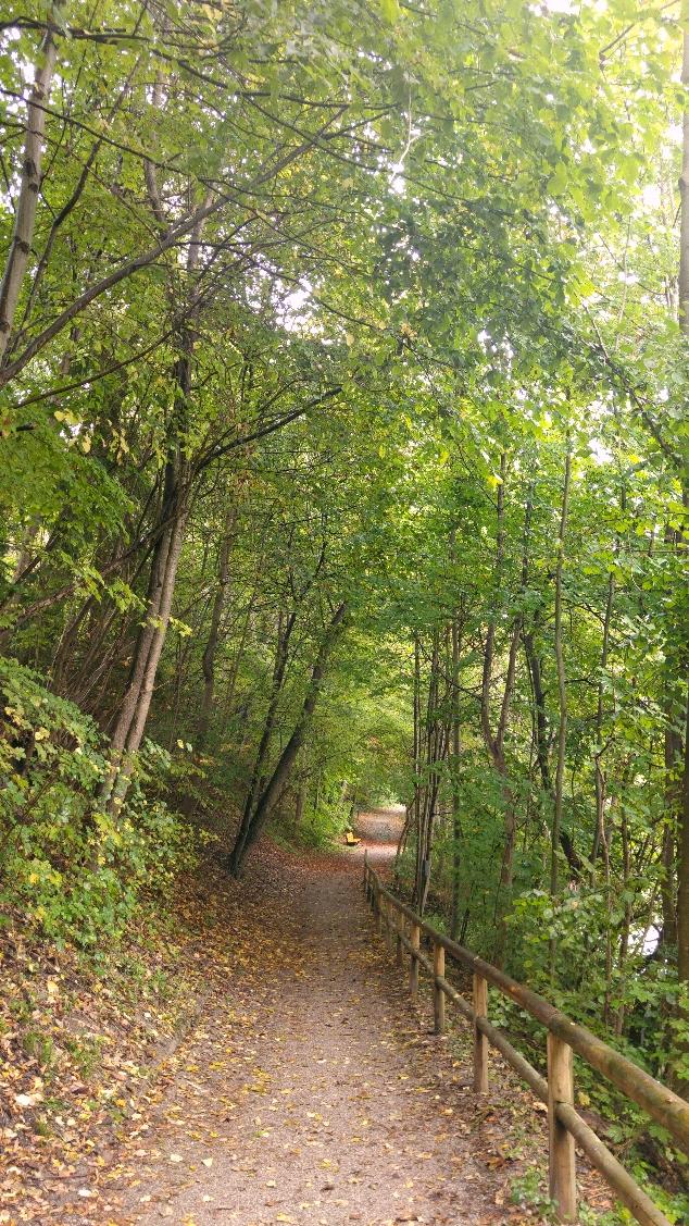 Landsberg am Lech merkeze gidiş yolu