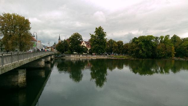 Lech nehri ve Landsberg