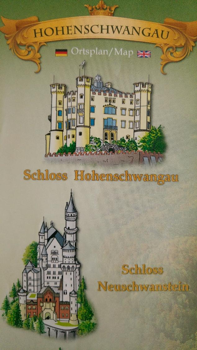 Neuschwanstein şato