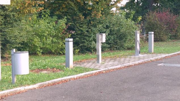 Park LANDSBERG HİZMET ALANI